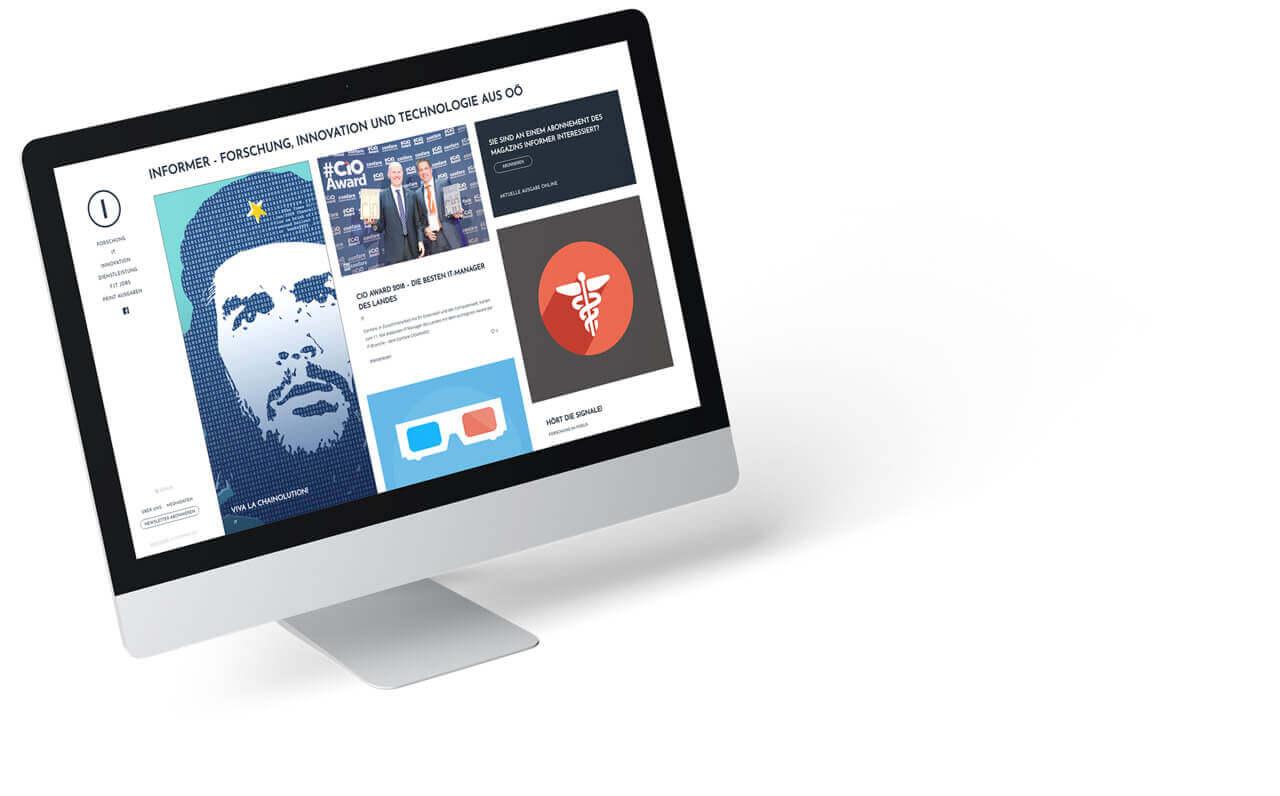 Informer Website